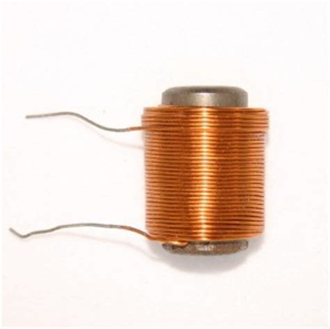 iron inductor coil iron coil