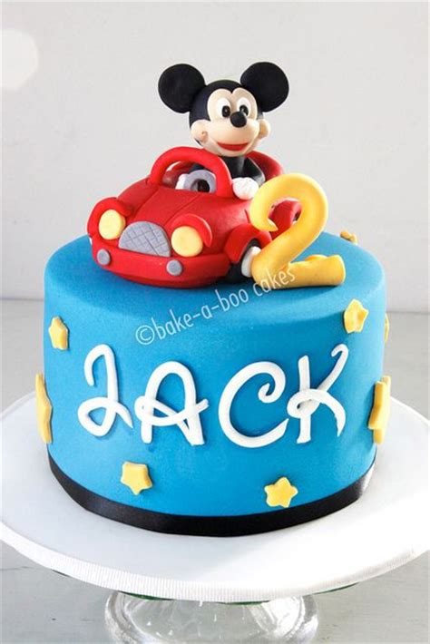 miki maus mavi puantiyali parti 103 best cakes mickey mouse images on
