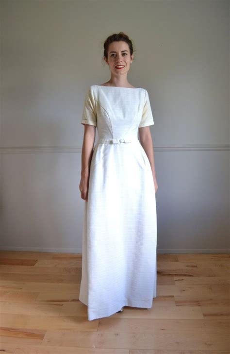 Brautkleider 60er by 60s Wedding Dress 1960s Wedding Dress Cerise