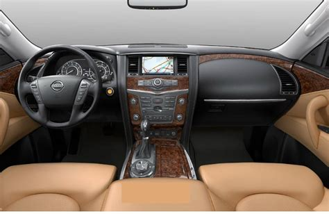 2017 nissan armada interior 2017 nissan armada exterior color options