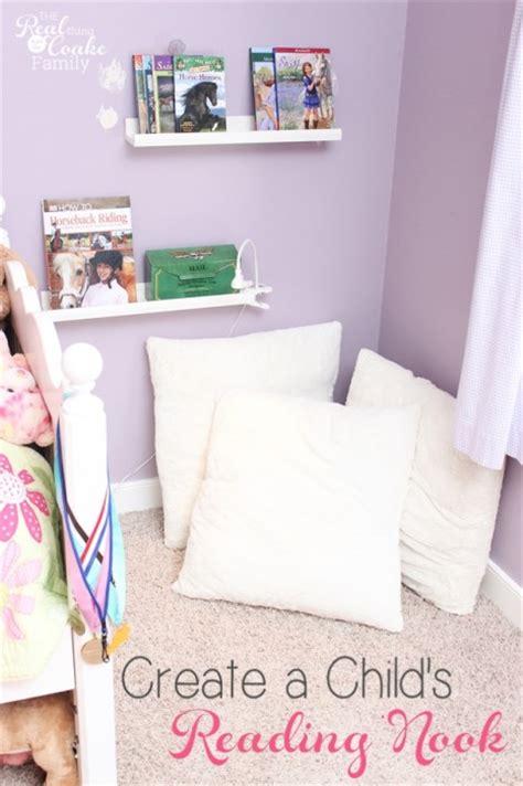 kid s bedroom ideas create a cozy reading nook