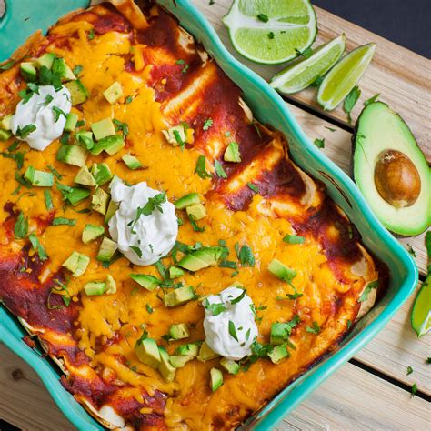 Chicken Enchiladas Two Ways Beginner Expert by The Best Chicken Enchiladas Tatyanas Everyday Food