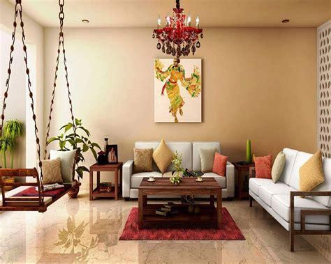 indian home interior image  viji chidam  swing