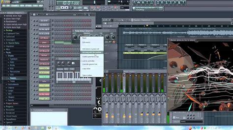 tutorial fl studio 10 bahasa indonesia tutorial membuat musik edm atau dj fl studio bahasa