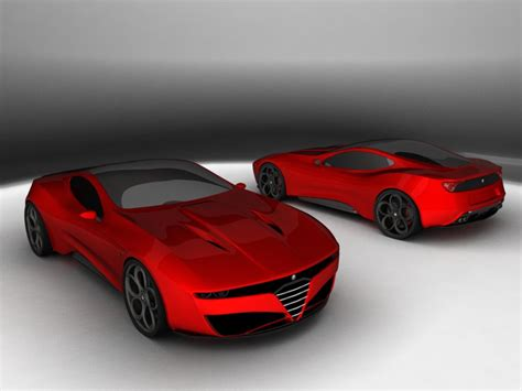 alfa romeo montreal concept mcintosh trail lucas sein scores scholarship for car designs