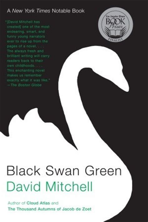 black swan green  david mitchell reviews discussion