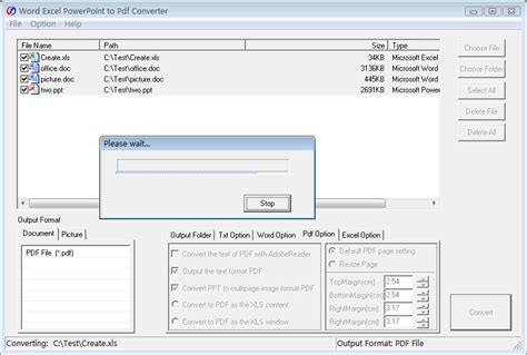 convert pdf to word excel or powerpoint word pdf word excel powerpoint to pdf converter 3000 5 2