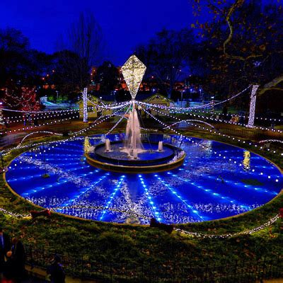 franklin square light show franklin square holiday festival electrical spectacle