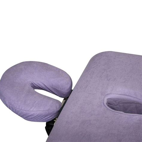 massage couch cover affinity towelling couch cover with breathe hole cradle