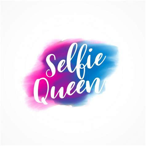 testo acquerello il testo della selfie con effetto inchiostro