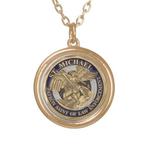 St Michael Medal For Officers by Michael Medal Patron Of Officer Custom