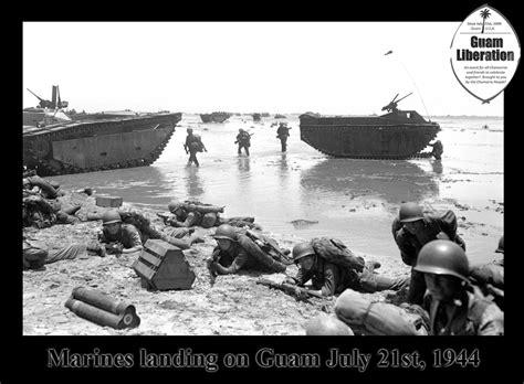 siege liberation battle of guam 1944 guam liberation