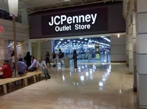 jcpenney outlet store online