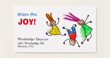 Free Childcare Business Card Templates by 7 Day Care Business Card Templates Free Ideas