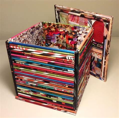 magazine paper crafts 1000 images about decoraci 243 n para tu hogar con papel de