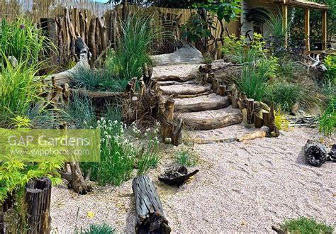 Seaside Gardens by Gap Gardens Seaside Garden Planted With A Range Of