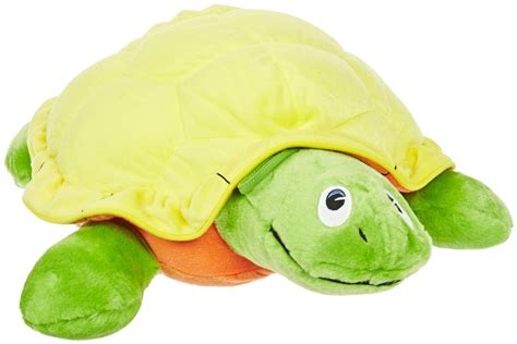 Turtle Pillow by Vibrating Turtle Pillow