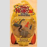 Goddard Jimmy Neutron Toy | 219 x 380 jpeg 97kB
