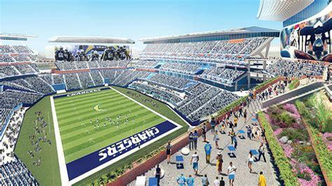 stadiumlinks at marlins park the slide show renderings of new san diego football stadium