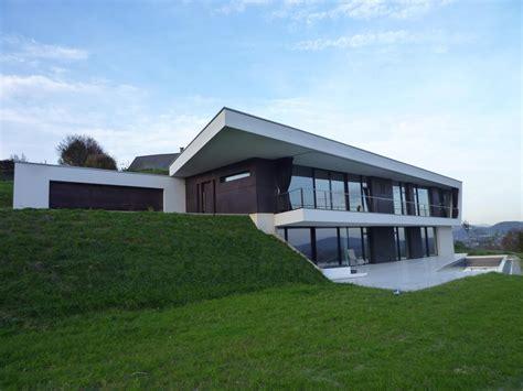 Vor Und Nachteile Flachdach by Satteldach Auf Flachdach Haus Mit Pultdach Bauen