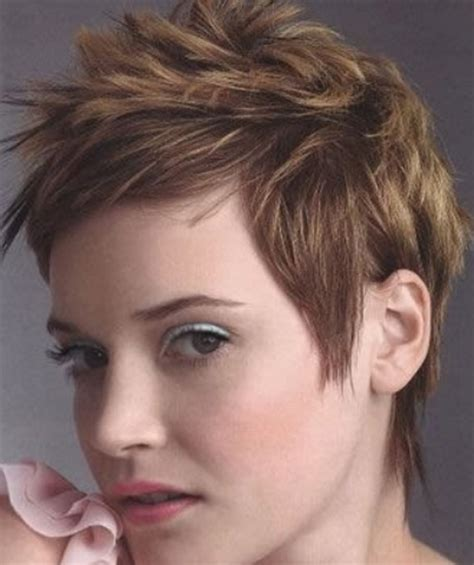 womens short spike hairstyles spiky short hairstyles for women