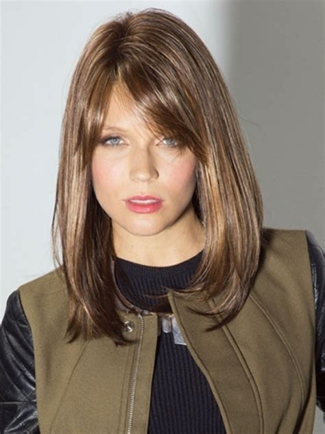 one sided bob hairstyle galleries pictures of long bobs with side bangs wallpaper sportstle