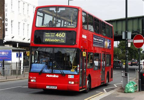 london bus routes route  north finchley willesden