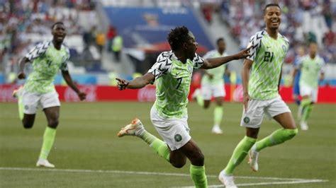 hasil nigeria vs islandia 2 0 piala dunia 2018