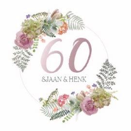 25 jaar getrouwd diamant kaarten huwelijksverjaardag diamant 60 hallmark