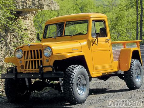 1962 willys jeep 1962 jeep willys overland front left view products i