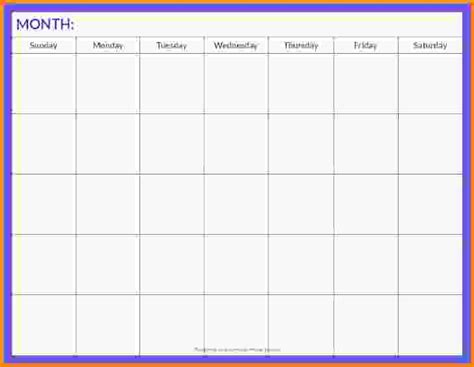 free online printable daily schedule maker week schedule maker
