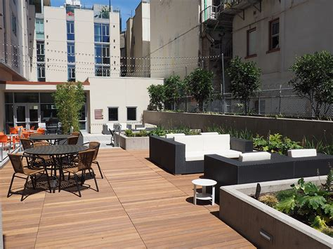 apartment courtyard concrete pavers archives bison innovative products