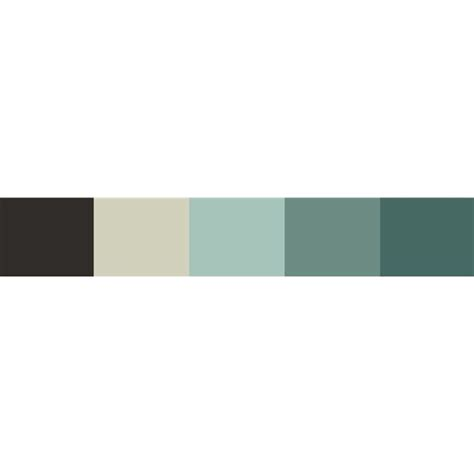 spa color palette incorporating color theory in your website design