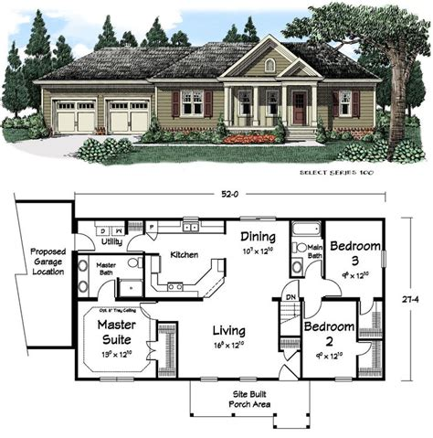 Rambling Ranch House Plans by Best 20 Rambler House Plans Ideas On Pinterest Rambler House Ranch Floor Plans And Open