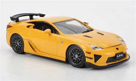 J Collection 143 Lexus Lfa Pace Car 2011 lexus lfa gelb nurburgring package rhd 2011 j collection modellauto 1 43 kaufen verkauf