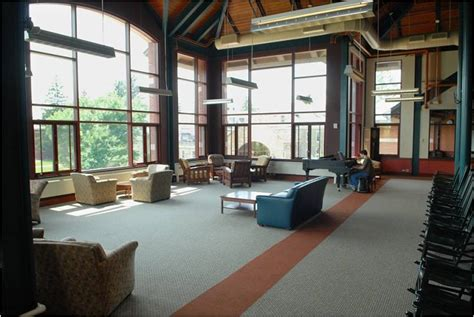 student center alumni council living room st lawrence