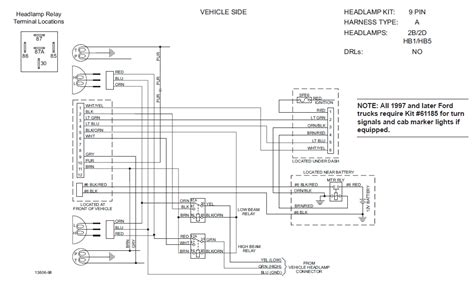 wiring diagram for fisher minute mount 1 get free image