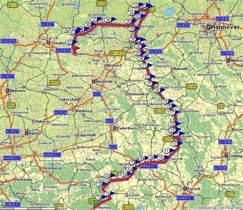 Motorrad Tour Nrw motorrad grenz tour nrw rund um nrw in 4 etappen tour