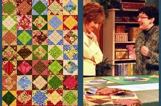 Simply Quilts Episodes pages from the make it simpler notebook january 2010