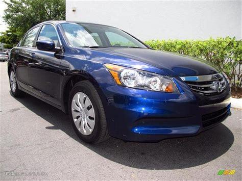 Royal Honda by 2011 Royal Blue Pearl Honda Accord Lx Sedan 49418072