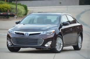 Toyota Avalon Hybrid Reviews 2014 Toyota Avalon Hybrid Review Toyota Reviews At Autotalk