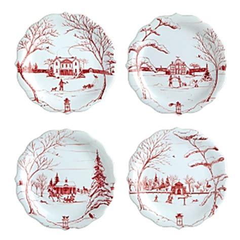 juliska christmas trees setting the tableau the best of china
