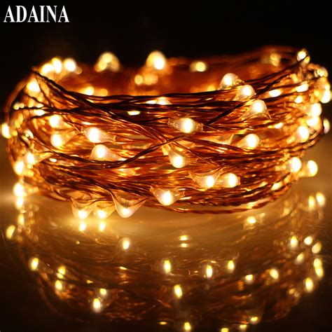 string lights sale aliexpress buy factory sale 5m 50 leds