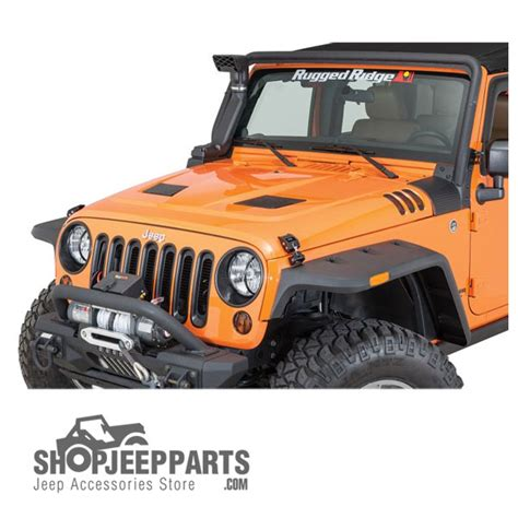 jeep vented jeep jk performance vented 2007 17 wranglers