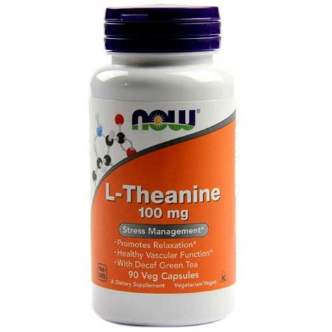 l theanine for dogs buy now foods l theanine 100 mg 90 vegetarian capsules evitamins australia