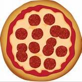 Mini pizza clipart - ClipartFest