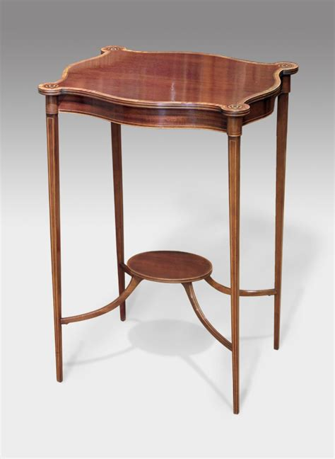 Occasional Tables Edwardian Occasional Table Antique L Table Antique
