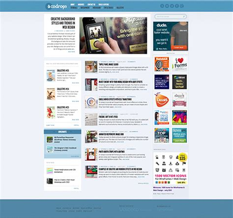design blogs 25 awesome responsive blog designs top digital agency