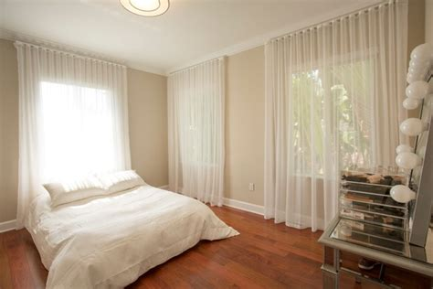 floor to ceiling modern grommet style sheer panels yelp wavefold noosa screens and curtains screens blinds awnings shutters and curtains