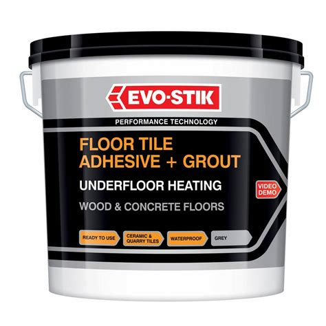 bathroom tile adhesive and grout underfloor heating floor tile adhesive and grout 8 15kg